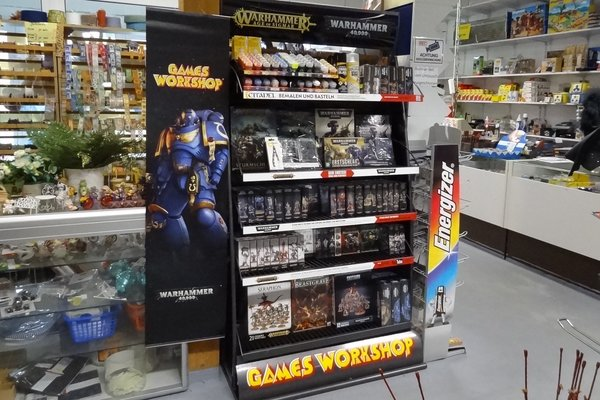 Games Workshop, Warhammer 40000, Age of Sigmar, Citadel