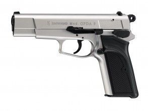 Signalpistole Colt Government 1911 A1 Polished Chrome