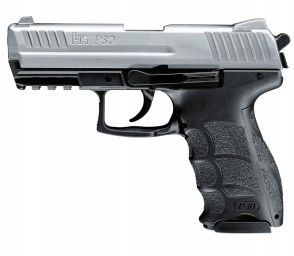 Heckler & Koch P30 cal. 9 mm P.A.K., Steel Finish Signalpistole