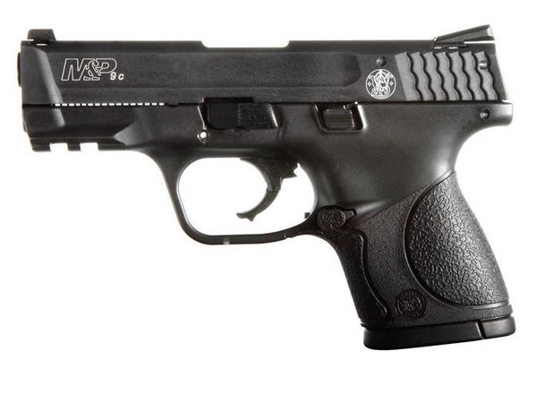 Smith & Wesson M&P 9c Signalpistole 9mm P.A.K.