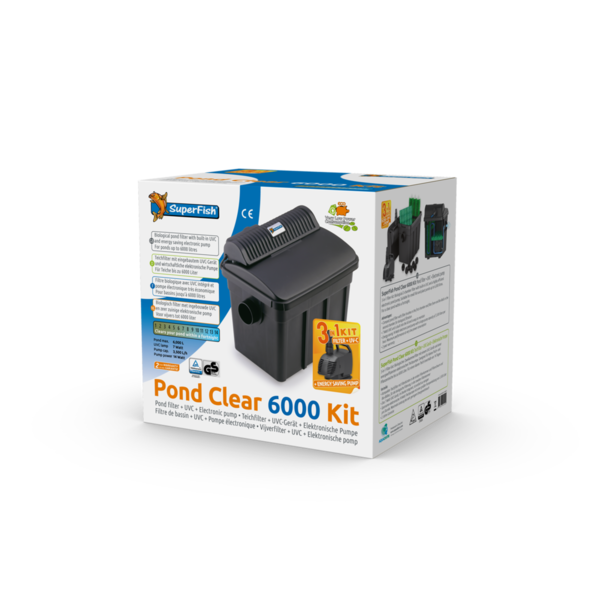 SuperFish PondClear Kit 6000