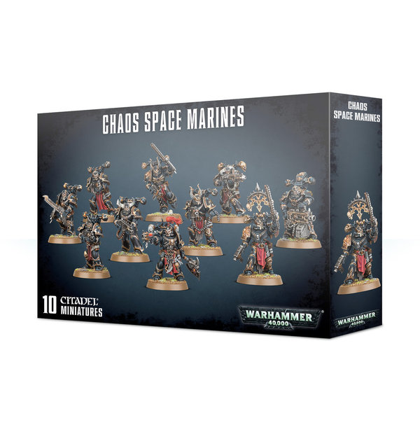 Warhammer 40000 Chaos Space Marines