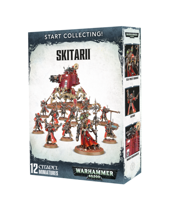 Warhammer 40000  Start Collecting! Skitarii