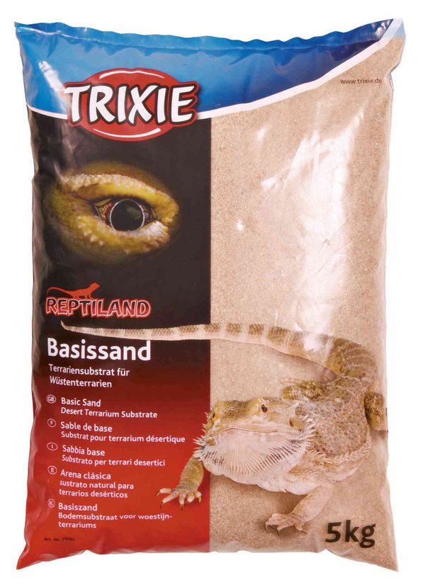 Trixie Reptiland Basissand, 5 kg