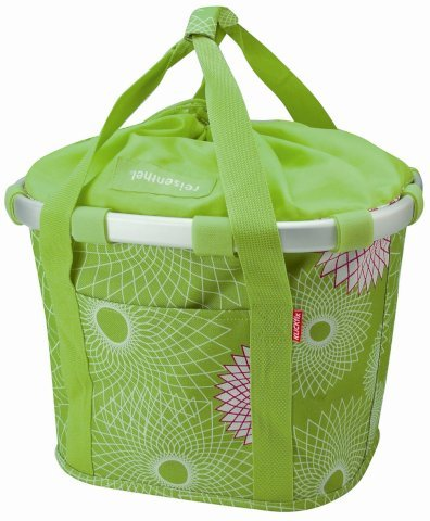 Reisenthel Bikebasket Crystals Lime Green
