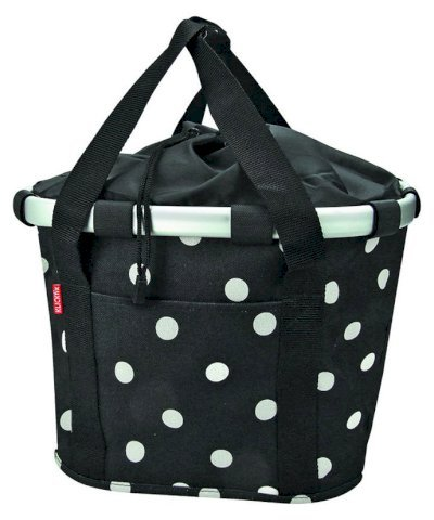Reisenthel Bikebasket Black Dots