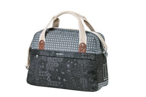 Basil Boheme Carry All Bag, Charcoal
