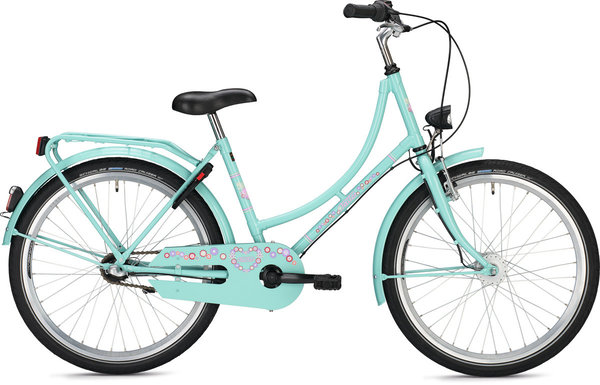 Falter Holland Kids 24, Turquoise
