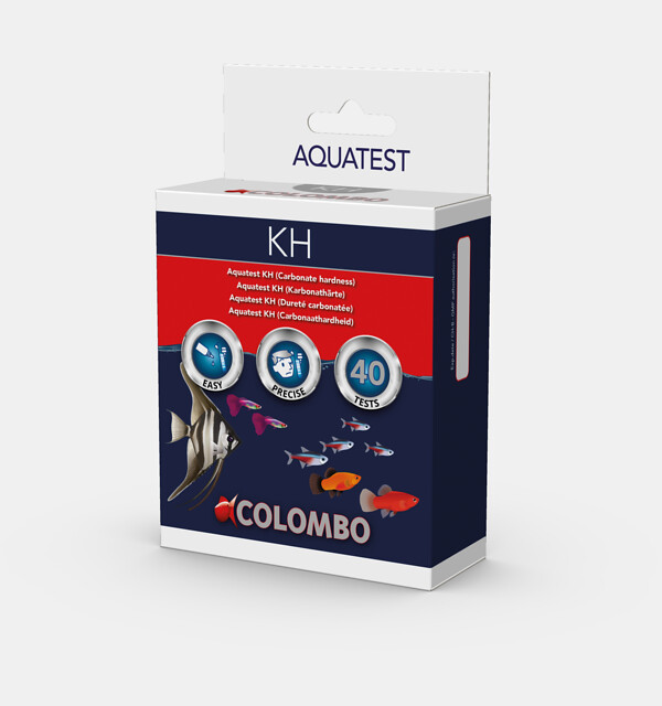 Colombo Aqua KH Test - Wassertest für 40 Tests