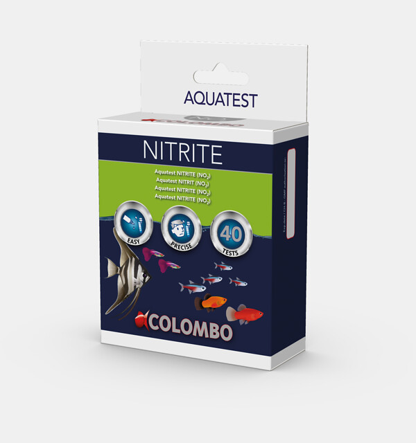 Colombo Aqua Nitrite Test - NO2 Wassertest für 40 Tests