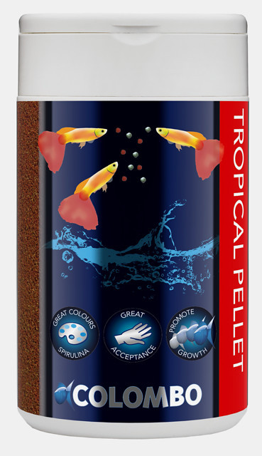 Colombo Tropical Granulat Futter 1000 ml