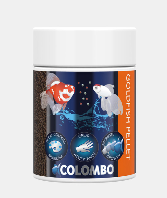 Colombo Goldfisch Pellet Granulat 100 ml